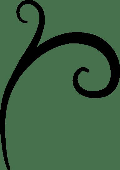 Tendril Flourish