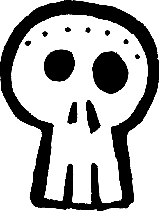 Thick Mindless Skull