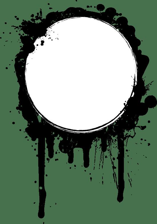 Dripping Circle