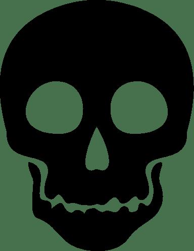 Basic Oval Skull