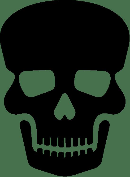Basic Square Skull
