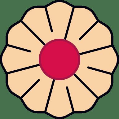 Cherry Almond Cookie