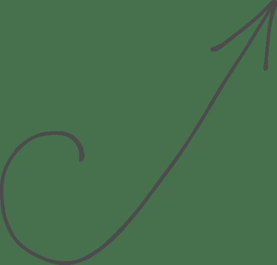 Curling Arrow