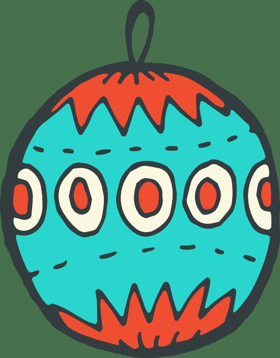 Ornament & Dots