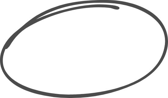 Extended Oval Doodle