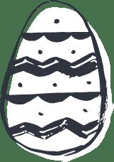 Banded Egg