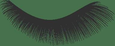 Single Left Eyelash
