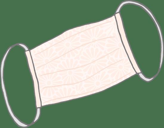 Pleated Mask 01