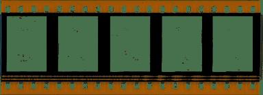Half Frame Film Strip