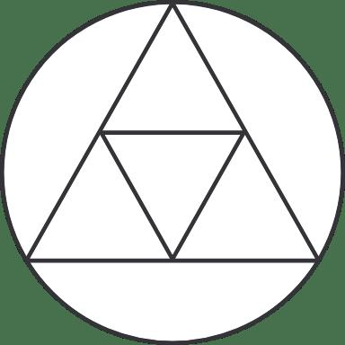 Circumscribed Triangle