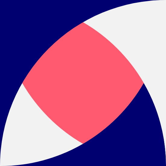 Curved Triangle Form