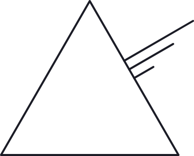 Fore Triangle Glyph