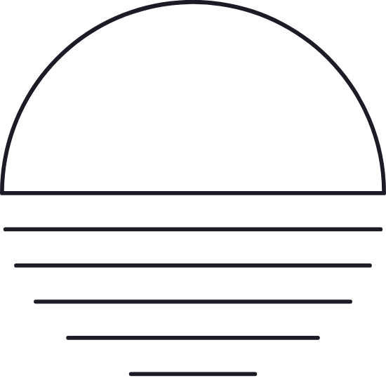 Half Circle Glyph