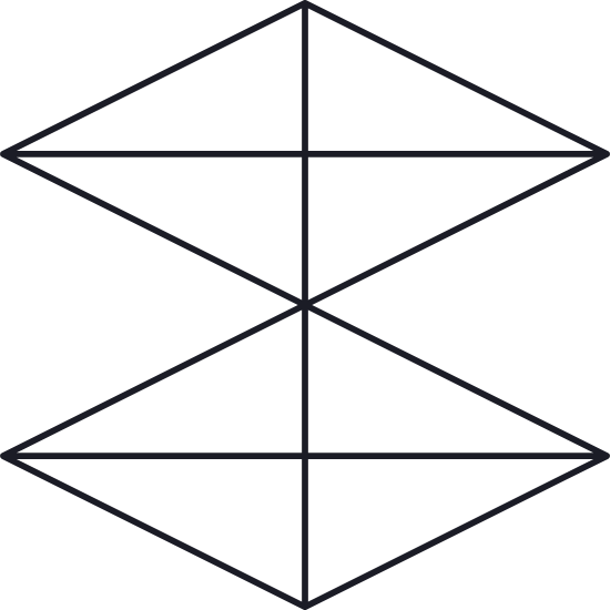 Double Rhombus Glyph