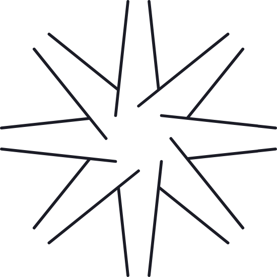 Eight Hairpin Glyph