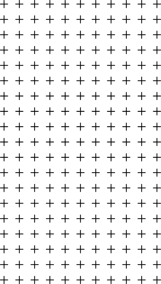 Regular Crosses
