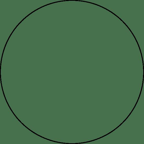 Thin Circle