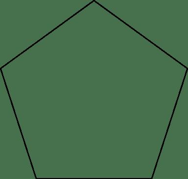 Thin Pentagon