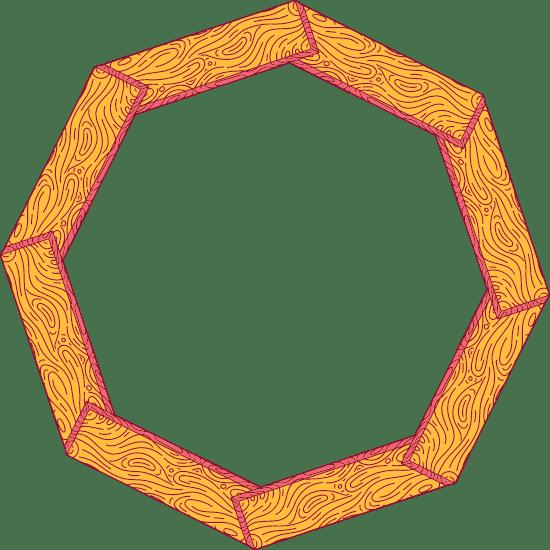 Octagonal Frame