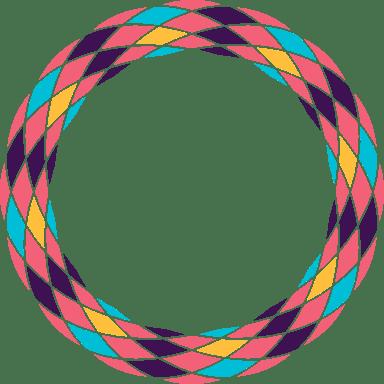 Kaleidoscope Frame