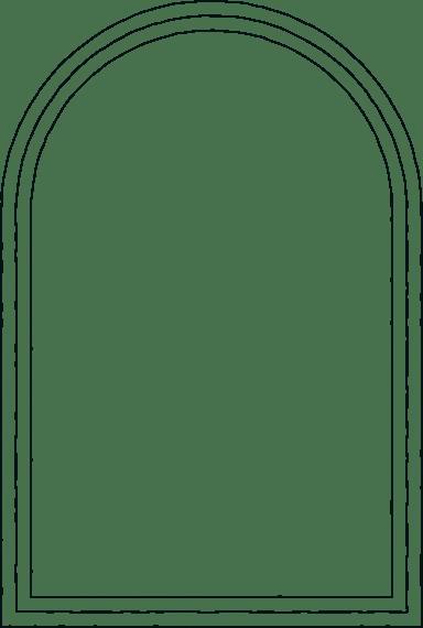 Drawn Window Frame