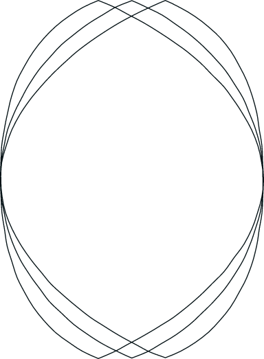 Drawn Lens Frame