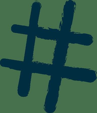 Primitive Hashtag