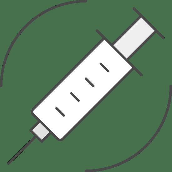 Vaccine Syringe