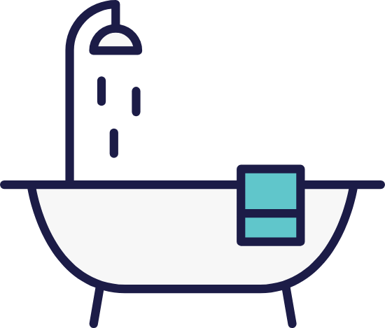 Iconic Bathtub