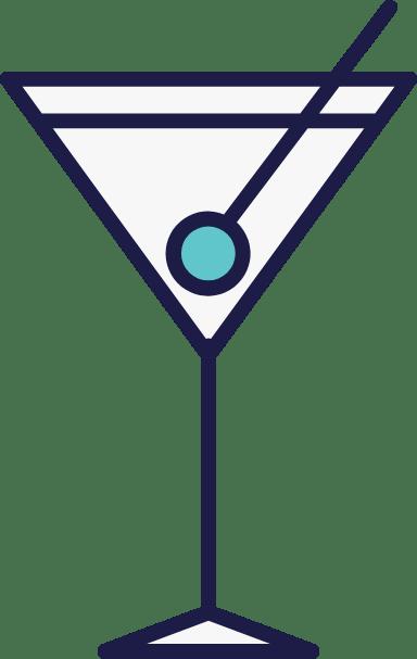 Iconic Martini