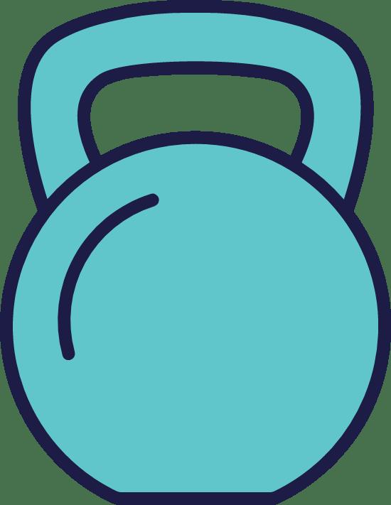 Iconic Kettlebell
