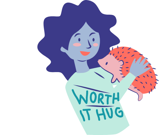 Worth It Hug