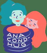 Anaconda Hug