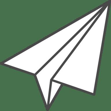 Stark Paper Airplane
