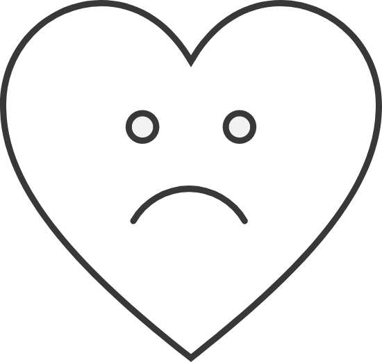 Frown Heart