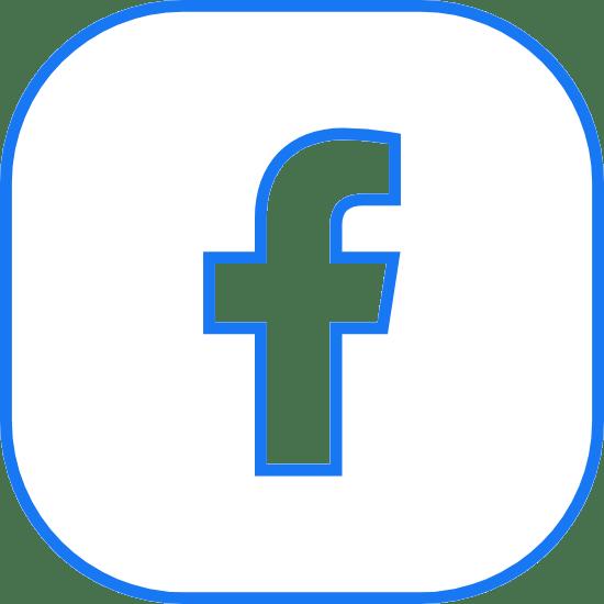 Rotund Empty Facebook