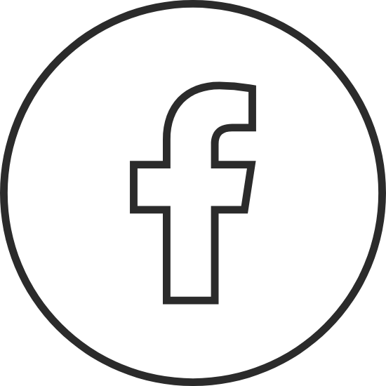 Circle Blank Facebook