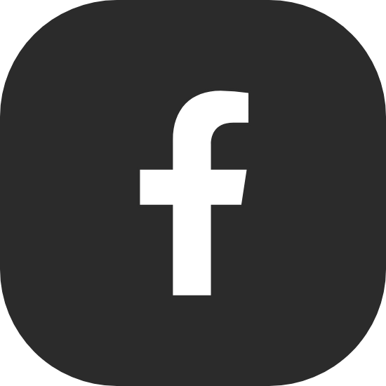 Solid Black Facebook