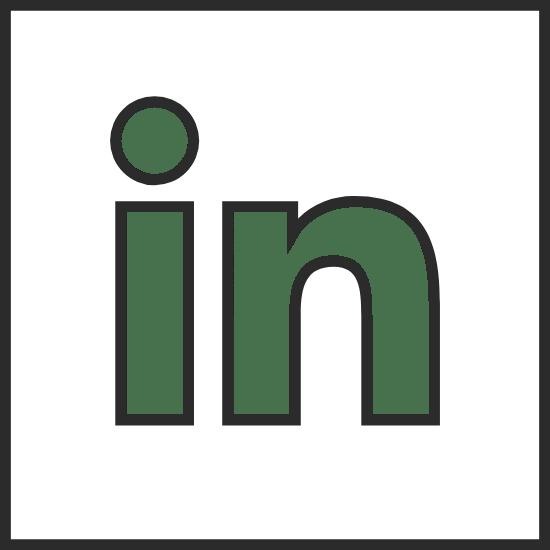Square Blank LinkedIn