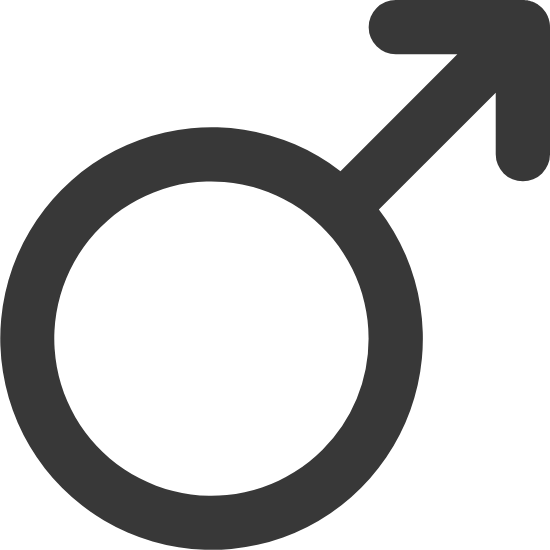 Extended Male Sign