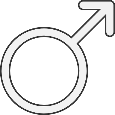 Elegant Male Sign