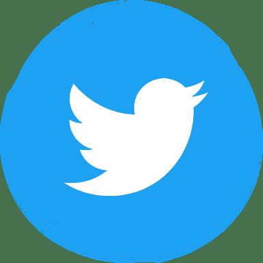Coarse Blue Twitter
