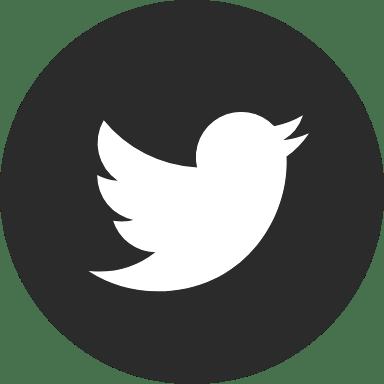 Round Black Twitter