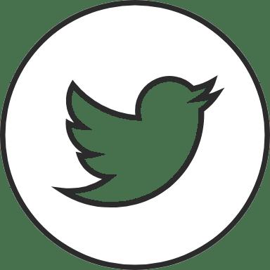 Circle Blank Twitter