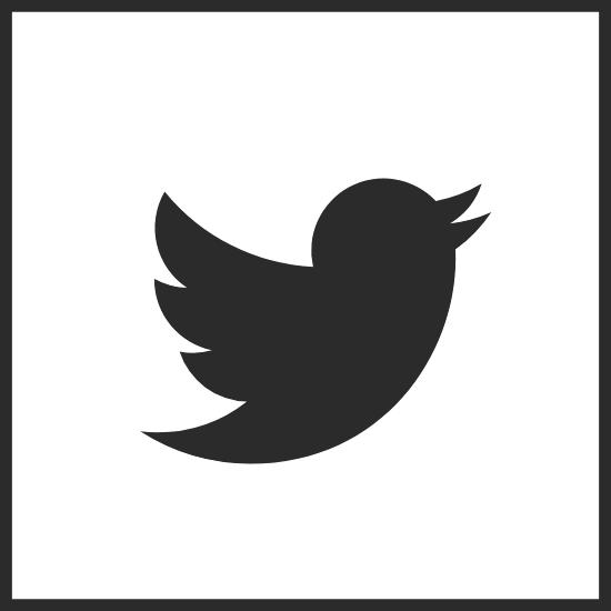 Square Black Twitter