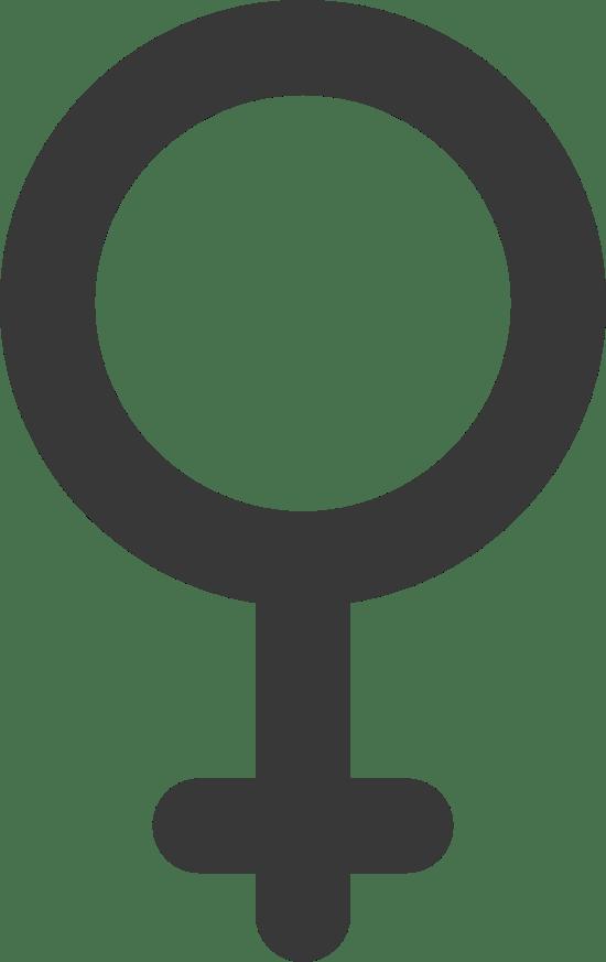 Extended Female Sign