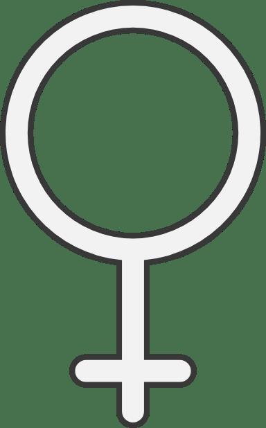 Elegant Female Sign