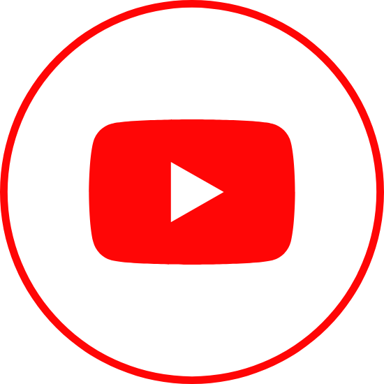 Circle Red YouTube