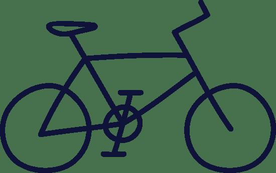 Plain Cruiser Bicycle