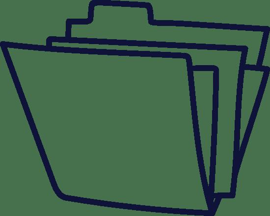 Plain Full Folder